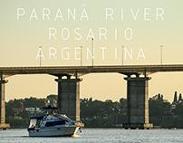 Paraná River - Rosario - Argentina