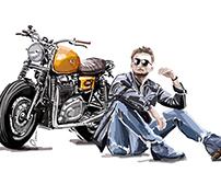 design cars & motorbikes
