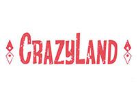 CRAZY LAND T SHIRT