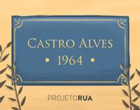 Castro Alves, 1964