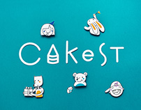 Cakest image design and webshop
