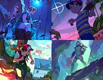 SMASH BROTHERS - Nintendo Tributes