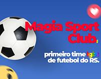 Driblando o preconceito - Magia Sport Club | Spot
