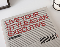 BUROART OFFICE-CATALOGUE DESIGN