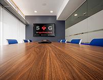 S+G Arquitectos. Oficinas ICA FLÚOR CDMX
