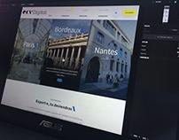 ECV Digital Website Redesign Unwanted