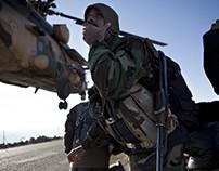 Editor/Coordinator for WIB's Iraq Field Coverage