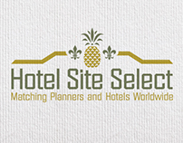Hotel Site Select Logo Design