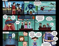 Global Warming Comic