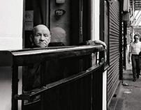 Street photography by Mat Mayer