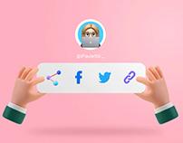Share Social Media