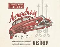 Dieselpunk Magazine Ads