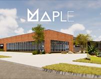 Maple - Brand Identity