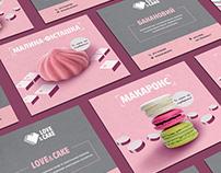 Brand Love&Cake
