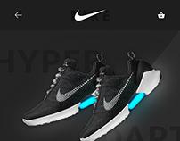 Nike - Product Description Design