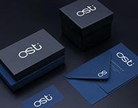 Osti Office Branding Design