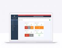 Dashboard -UI/UX Design (eMumba)