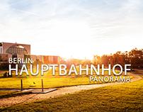 Berlin Hauptbahnhof Panorama