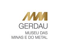 Logotipo MMM Gerdau