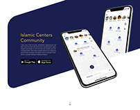 Islamic Centers Community Mobile App