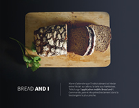 Bread and I - Mobile App