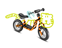 Concept learner bikes  positioning