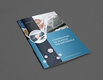 Corporate Brochure Template Vol.42 - 12 Pages