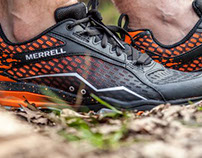 Tough Mudder X Merrell