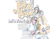 Detroit Jazz Festival Poster