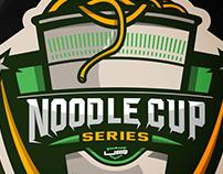 'Noodle Cup Series' Logo