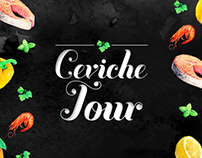 Credomatic - Ceviche Tour