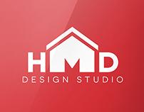 HMD Design Studio : Corporate Identity Rework