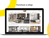 A je to - furniture e-shop