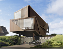 Escapade Silverstone by Twelve Architects