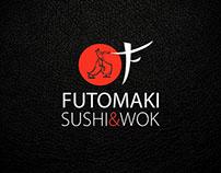 Futomaki Sushi & Wok - Flyers