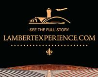 The Lambert Experience