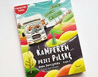 Kamperem przez Polskę cz.1 book illustration