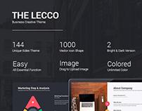 The Lecco Theme