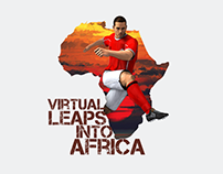 Virtual Leaps into Africa - Advertisement