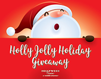 Holly Jolly Hollywood Casino Holiday Event