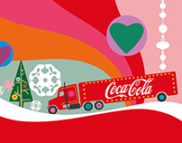 Coke Christmas Package Design 2013