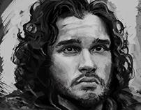 Jon Snow Study