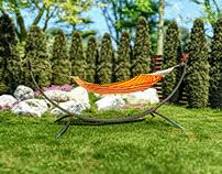 3D visualization of hammocks