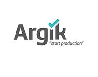 Argik Logo & Web Design