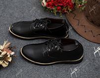 Chụp ảnh sản phẩm giày da