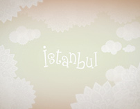 Istanbul- My first short animation