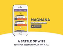 Magnana iOS game