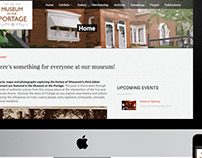Website: Museum at the Portage