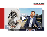 Video spot for STIEBEL ELTRON