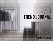 Visual Merchandising Trend Journal
